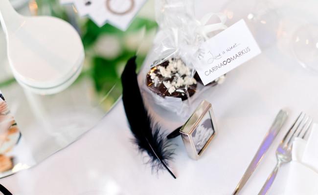 Hochzeitskekse und Hochzeitskrapferl