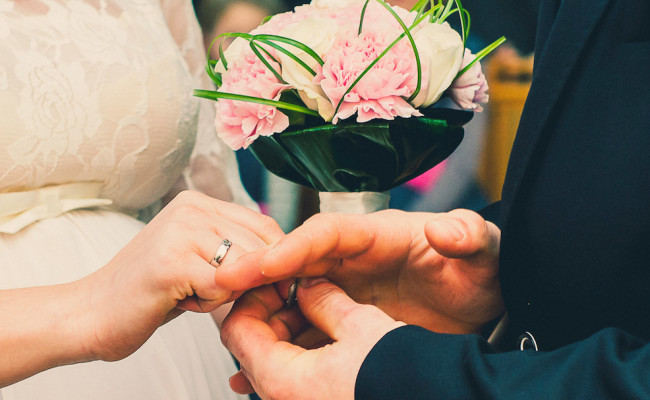 Second Hand Hochzeit