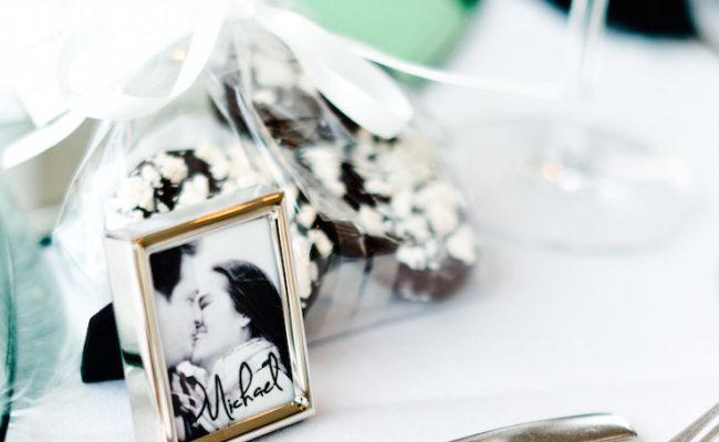Kekse als Gastgeschenke: Rezept für Chocolate Cookies