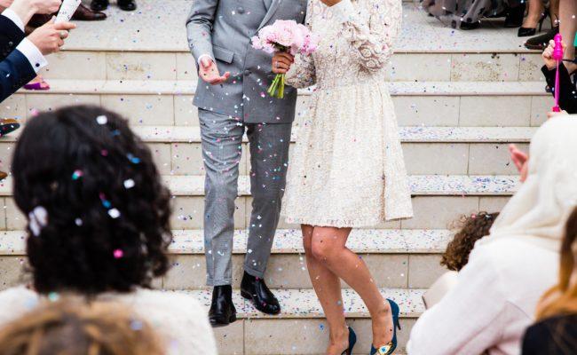 3 Monate vor der Hochzeit