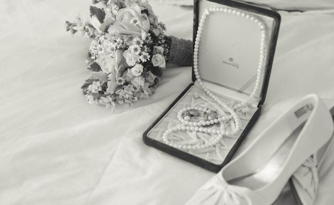 Woche vor der Hochzeit: Checkliste