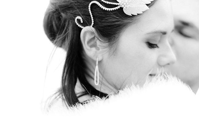 Hochzeit im Winter: Brautkleid, Tipps und Farben