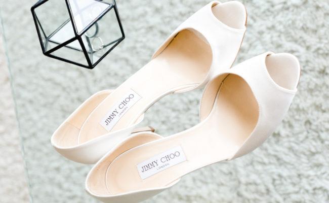 Brautschuhe kaufen: Tipps und Trends