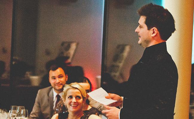 Dankesrede auf der Hochzeit: Tipps, Texte, Vorlagen