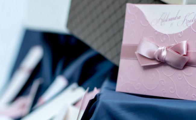 Ideen für die Hochzeitseinladung