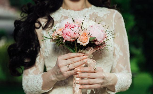 Die Hochzeitsfarben 2017