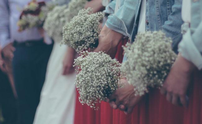 Kleiderordnung für Hochzeitsgäste