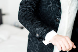 Accessoires für den Bräutigam: Manschettenknöpfe