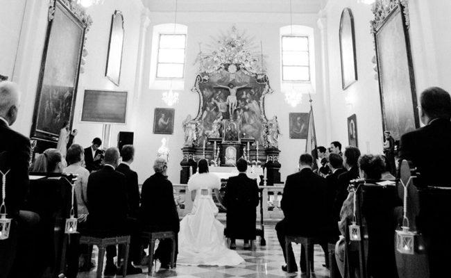 Was ist eine ökumenische Trauung?