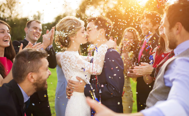 Wie fängt man an eine Hochzeit zu planen?