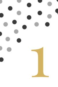 Tischnummern zum Ausdrucken 3