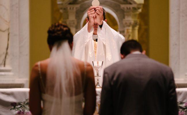 Was kostet eine kirchliche Trauung?