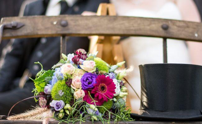 Nachhaltig heiraten: Tipps & Ideen