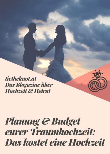 Kosten einer Hochzeit: Das kostet eine Hochzeit wirklich